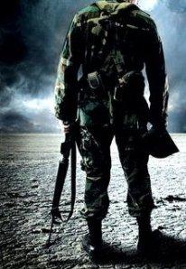 أنا جندي !