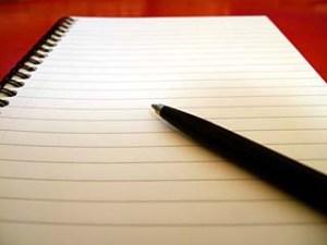 تحدي الكتابة الجديد